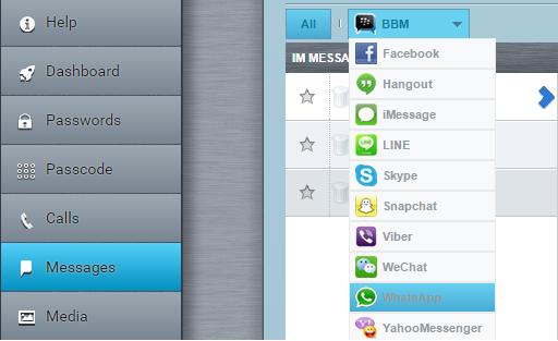 WhatsApp mesajları nasıl okurum?