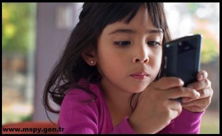 Çocukların telefon kullanımı